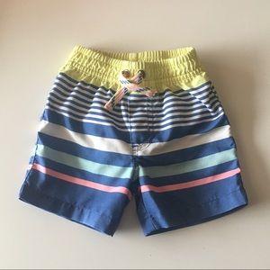 Baby Boy 12m Carter's Swim Trunks